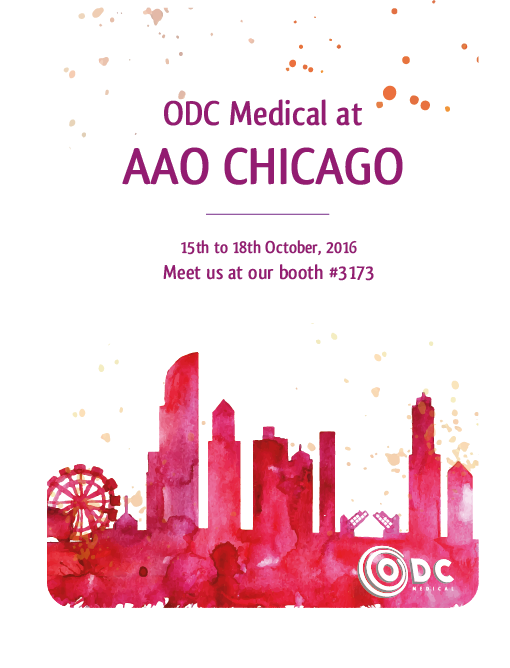 AAO, American Academy Ophthalmology, ODC Medical, Turnkey development